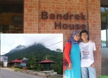 at Bandrek House